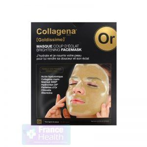 collagena goldissime brightening facemask